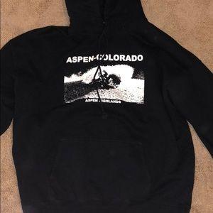 Brandy Melville Aspen oversized hoodie